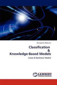 Classification & Knowledge-Based Models