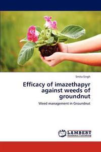 Efficacy of Imazethapyr Against Weeds of Groundnut