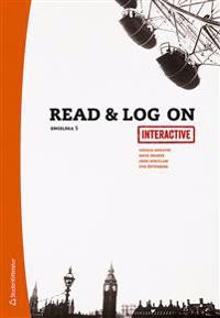 Read & Log on Interactive - Elevpaket (bok + digital produkt) : Engelska 5