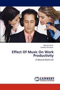Effect of Music on Work Productivity