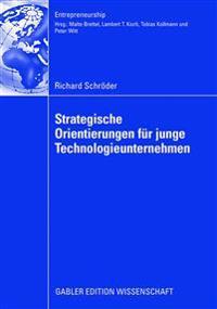 Strategische Orientierungen F r Junge Technologieunternehmen
