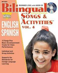 Bilingual Songs & Activities  English-Spanish - Diana Isaza-Shelton - böcker (9781553860426)     Bokhandel
