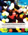 Data Structures and Abstractions with Java, Global Edition