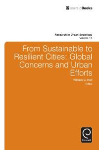 From Sustainable to Resilient Cities