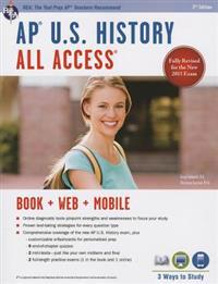 AP(R) U.S. History All Access Book + Online + Mobile