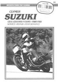Clymer Suzuki
