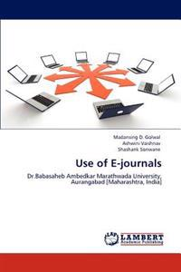 Use of E-Journals