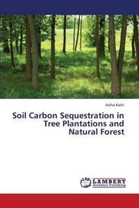 Soil Carbon Sequestration in Tree Plantations and Natural Forest