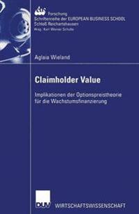 Claimholder Value