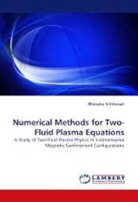 Numerical Methods for Two-Fluid Plasma Equations