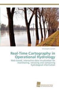 Real-Time Cartography in Operational Hydrology