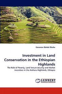 Investment in Land Conservation in the Ethiopian Highlands