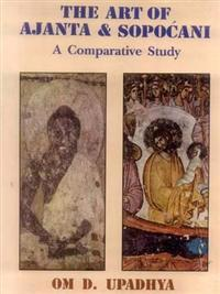 Art of ajanta and sopocani - comparative study - an enquiry in prana aesthe