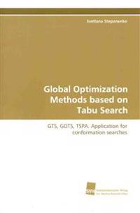 Global Optimization Methods Based on Tabu Search