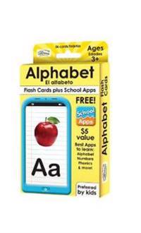 Alphabet Flash Cards / El alfabeto tarjetas