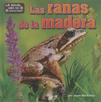 Las Ranas de La Madera