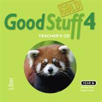 Good Stuff GOLD 4 Teacher's CD