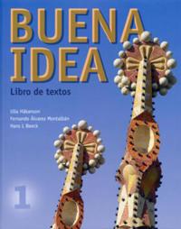 Buena idea 1 Libro de textos inkl. ljudfiler för eleven