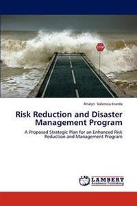 Risk Reduction and Disaster Management Program