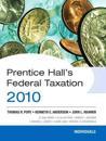 Prentice Hall's Federal Taxation 2010