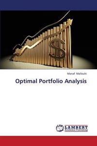 Optimal Portfolio Analysis