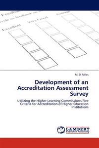 Development of an Accreditation Assessment Survey