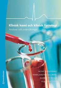 Klinisk kemi och klinisk fysiologi : analyser och undersökningar