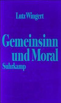 Gemeinsinn und Moral