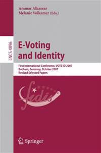 E-Voting and Identity