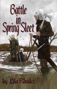 Battle in Spring Sleet by Lila Rhodes 2013