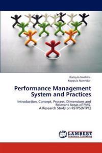 Performance Management System and Practices
