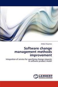 Software Change Management Methods Improvement