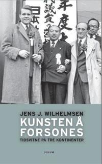 Kunsten å forsones - Jens Jonathan Wilhelmsen   Inprintwriters.org