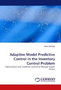 Adaptive Model Predictive Control in the Inventory Control Problem