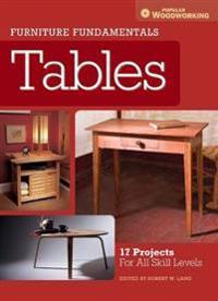 Furniture Fundamentals - Making Tables