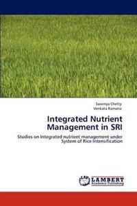 Integrated Nutrient Management in Sri