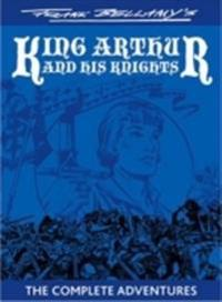 "Frank bellamys ""king arthur and his knights"" - the complete adventure"