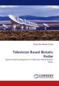 Television Based Bistatic Radar
