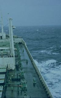 Destination Rotterdam : ur en sjömansprästs dagbok med fokus på 1960-talet