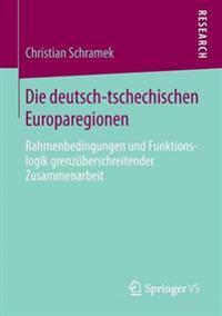 Die Deutsch-Tschechischen Europaregionen