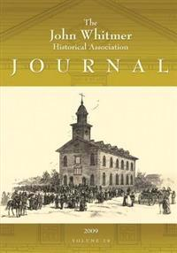 The John Whitmer Historical Association Journal Vol. 29