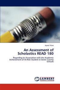 An Assessment of Scholastics Read 180
