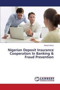 Nigerian Deposit Insurance Cooperation in Banking & Fraud Prevention