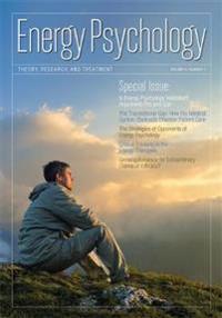 Energy Psychology Journal, 6:1