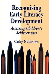 Recognizing Early Literacy Development