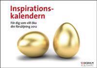 Inspirationskalendern - för dig som vill öka din försäljning 2012
