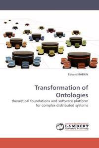 Transformation of Ontologies