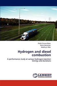 Hydrogen and Diesel Combustion