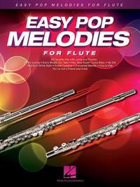 Easy Pop Melodies For Flute