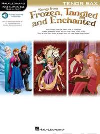 Songs from Frozen, Tangled and Enchanted: Tenor Sax